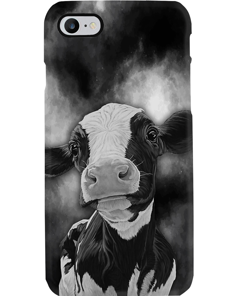 Farmer Black Phone Case