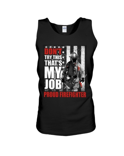 Proud Firefighter