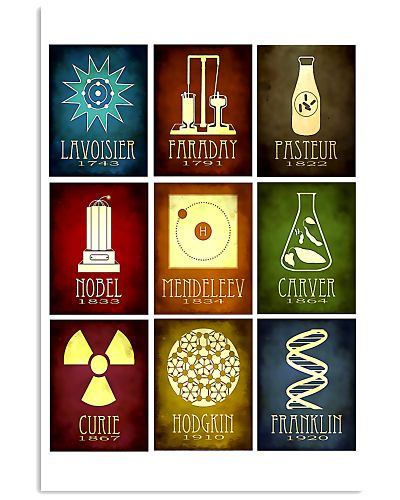 9 Famous Chemists