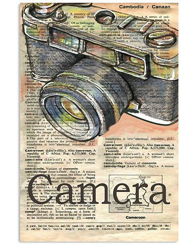 Photographer Vintage Camera
