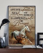 Horse Girl Live Your Adventure 11x17 Poster lifestyle-poster-2