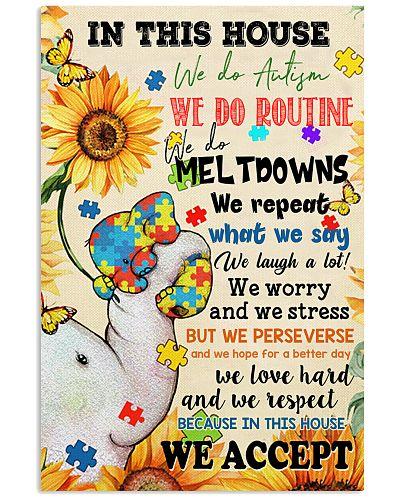 Autism awareness we do autism