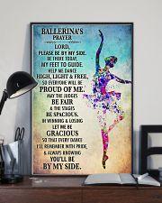 Ballet - Ballerina's prayer 11x17 Poster lifestyle-poster-2
