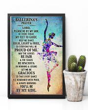 Ballet - Ballerina's prayer 11x17 Poster lifestyle-poster-8