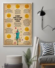Sewing Handy Hand Stitch 11x17 Poster lifestyle-poster-1
