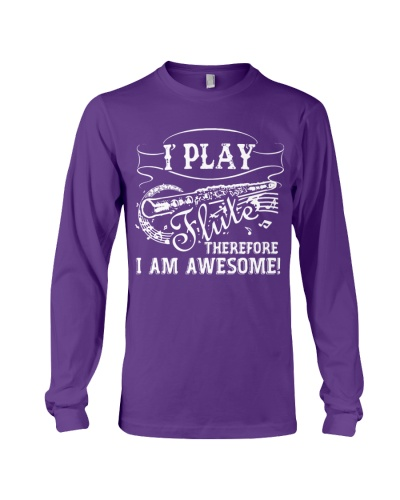 Play Flute And Awesome