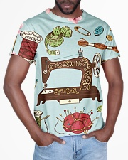Sewing Floral Nature  All-over T-Shirt aos-all-over-T-shirt-lifestyle-front-03