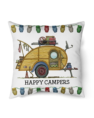 Happy Campers Camping Gift