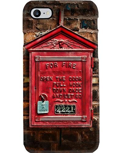 Firefighter Open the door