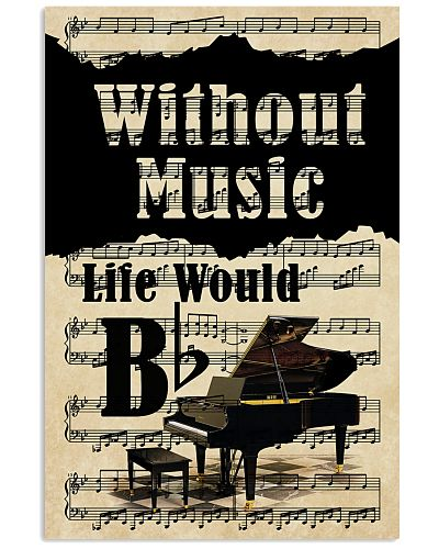 Without Piano Life Would Be Boring