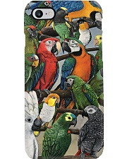 The beauty of Parrots  Phone Case i-phone-7-case