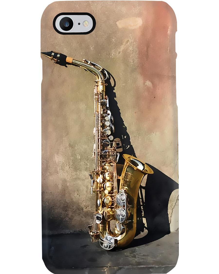 Saxophone Saxophonist Gift Phone Case