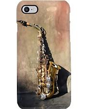 Saxophone Saxophonist Gift Phone Case i-phone-7-case