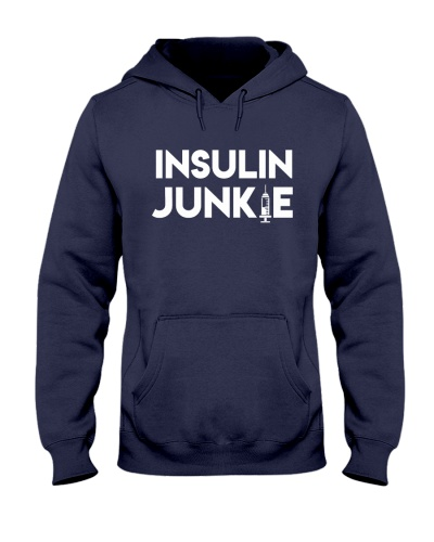 Diabetes Insulin Junkie
