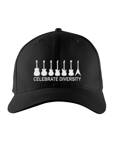 Celebrate Diversity Guitar