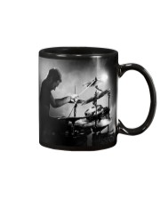 Drummer Man Playing Drums Mug front