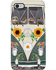 Otter Sunflower Bus Phone Case i-phone-7-case