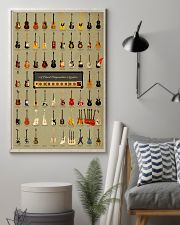World Of Guitars 11x17 Poster lifestyle-poster-1