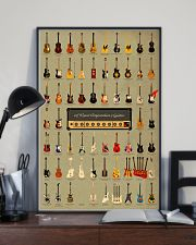 World Of Guitars 11x17 Poster lifestyle-poster-2