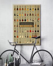 World Of Guitars 11x17 Poster lifestyle-poster-7