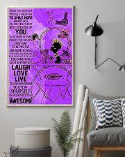 Hairstylist Today Is A Good Day 11x17 Poster lifestyle-poster-1