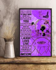 Hairstylist Today Is A Good Day 11x17 Poster lifestyle-poster-3
