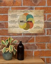 Social Worker Wellness 17x11 Poster poster-landscape-17x11-lifestyle-23