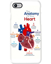Paramedic The Anatomy Of Your Heart Phone Case i-phone-7-case