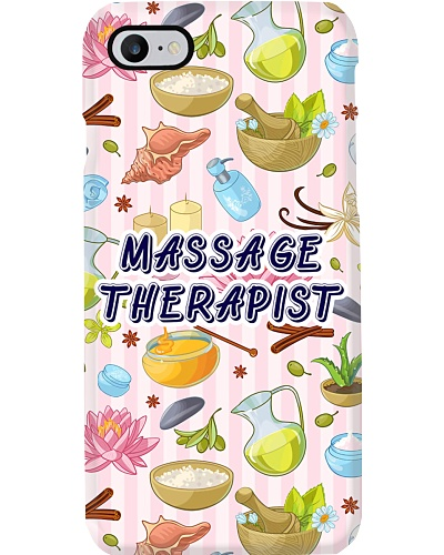 Massage Therapist vector