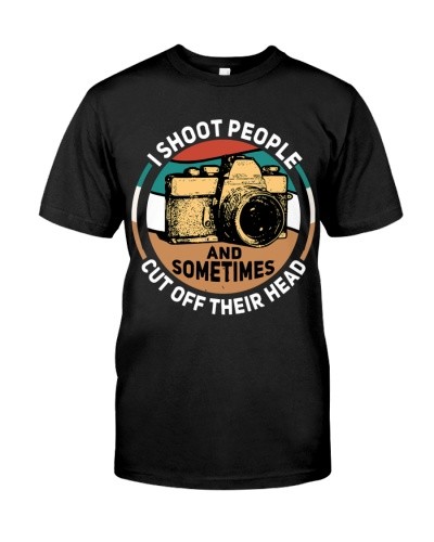 Photographer I shoot people