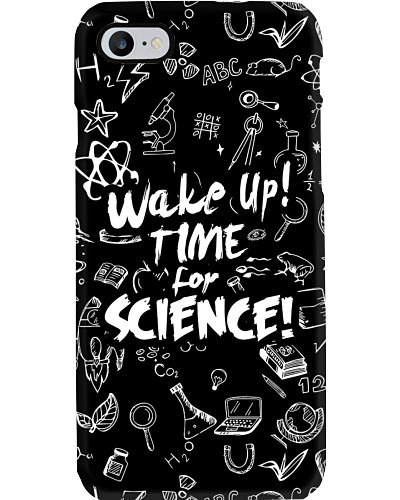 Wake up Time for science
