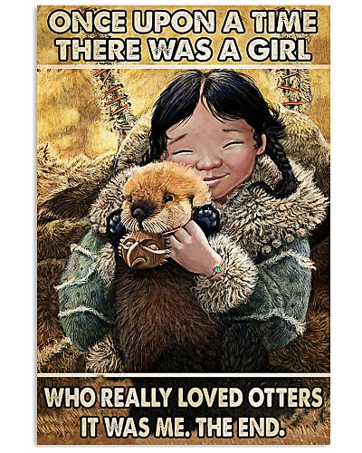 Otter A Girl Really Love Otters