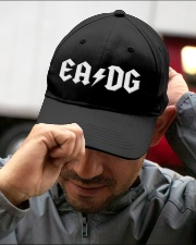 EADG Guitar  Embroidered Hat garment-embroidery-hat-lifestyle-01
