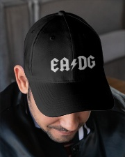 EADG Guitar  Embroidered Hat garment-embroidery-hat-lifestyle-02