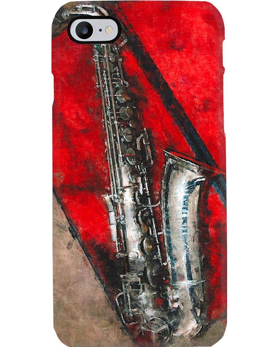 Saxophone Case Phone Case