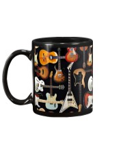Guitar Many Types Mug back