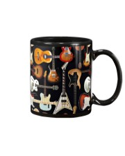 Guitar Many Types Mug front