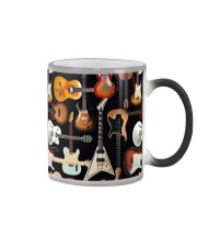 Guitar Many Types Color Changing Mug thumbnail