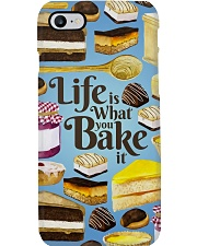 Baker Life Is What You Bake It Phone Case i-phone-7-case