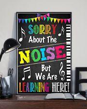 Music Teacher  11x17 Poster lifestyle-poster-2