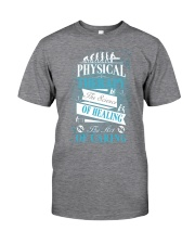 Physical Therapy Science of Healing Classic T-Shirt thumbnail