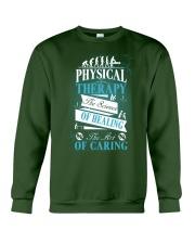 Physical Therapy Science of Healing Crewneck Sweatshirt thumbnail