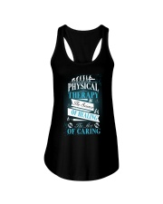Physical Therapy Science of Healing Ladies Flowy Tank thumbnail