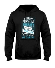 Physical Therapy Science of Healing Hooded Sweatshirt thumbnail