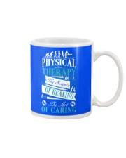 Physical Therapy Science of Healing Mug thumbnail