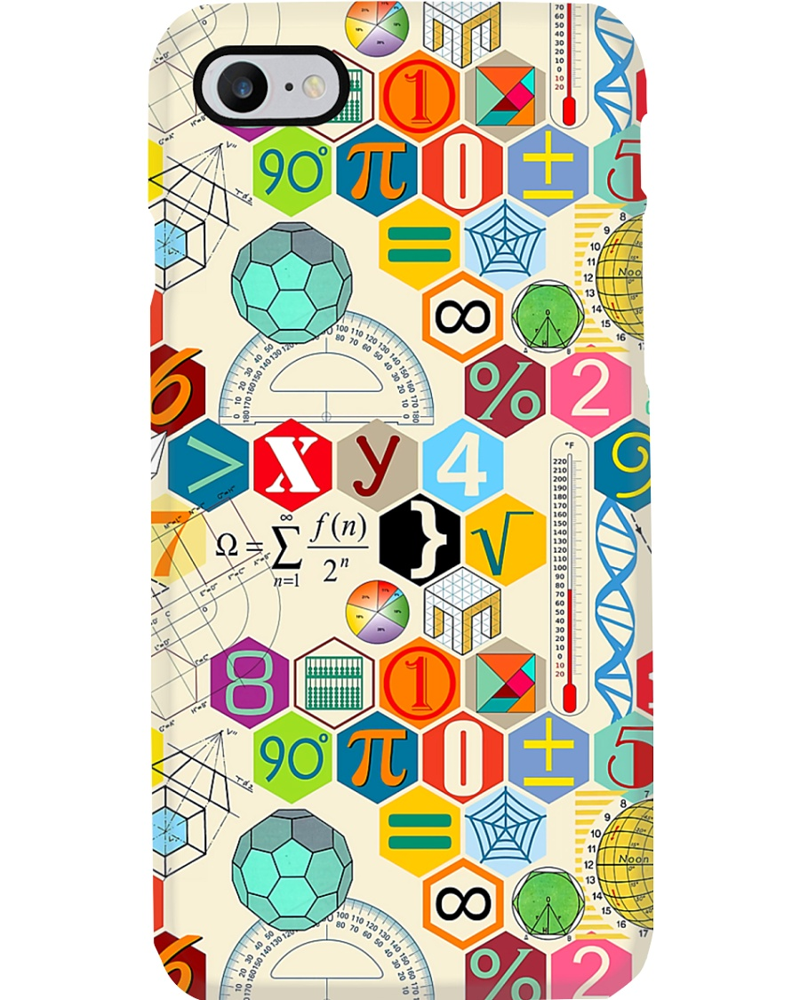 Scientist Science And Mathematic Phone Case