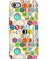 Scientist Science And Mathematic Phone Case i-phone-7-case