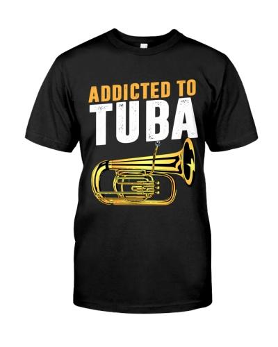 Tubist Addicted to tuba