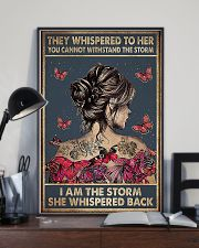 Hairdresser They Whispered To Her 11x17 Poster lifestyle-poster-2