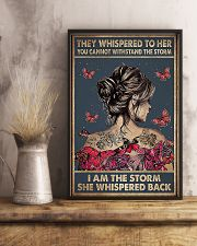 Hairdresser They Whispered To Her 11x17 Poster lifestyle-poster-3